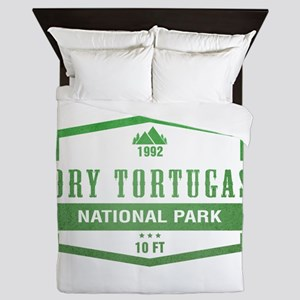 Dry Tortugas National Park, Florida Queen Duvet