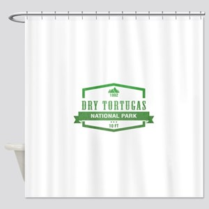 Dry Tortugas National Park, Florida Shower Curtain