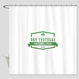 Dry Tortugas National Park, Florida Shower Curtain