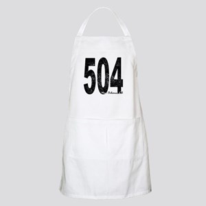 Distressed New Orleans 504 Apron