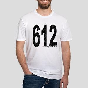 Distressed Minneapolis 612 T-Shirt