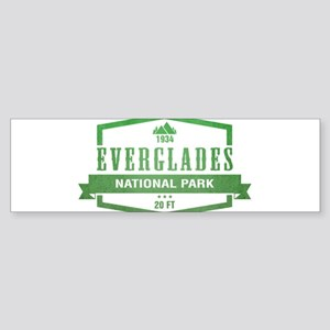 Everglades National Park, Florida Bumper Sticker