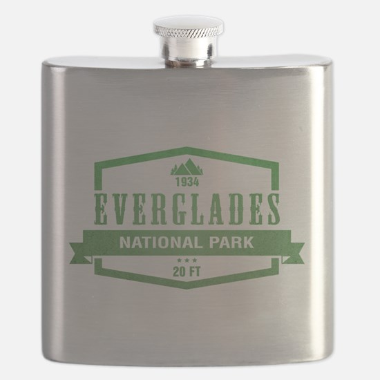 Everglades National Park, Florida Flask