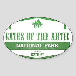 Gates of the Arctic National Park, Alaska Sticker