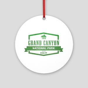 Grand Canyon National Park, Colorado Ornament (Rou