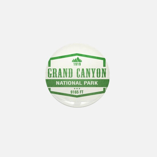 Grand Canyon National Park, Colorado Mini Button