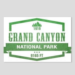 Grand Canyon National Park, Colorado Postcards (Pa