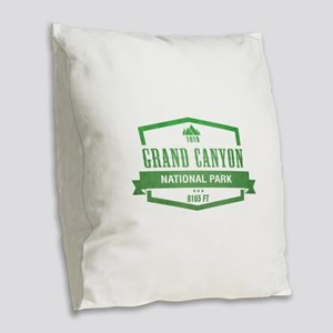 Grand Canyon National Park, Colorado Burlap Throw