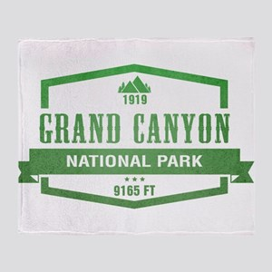 Grand Canyon National Park, Colorado Throw Blanket