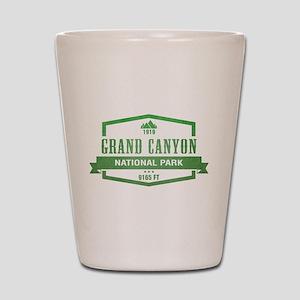 Grand Canyon National Park, Colorado Shot Glass