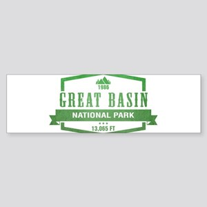 Great Basin National Park, Nevada Bumper Sticker
