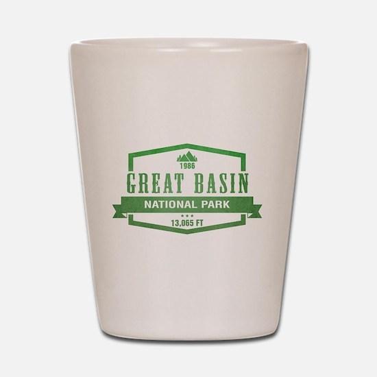 Great Basin National Park, Nevada Shot Glass
