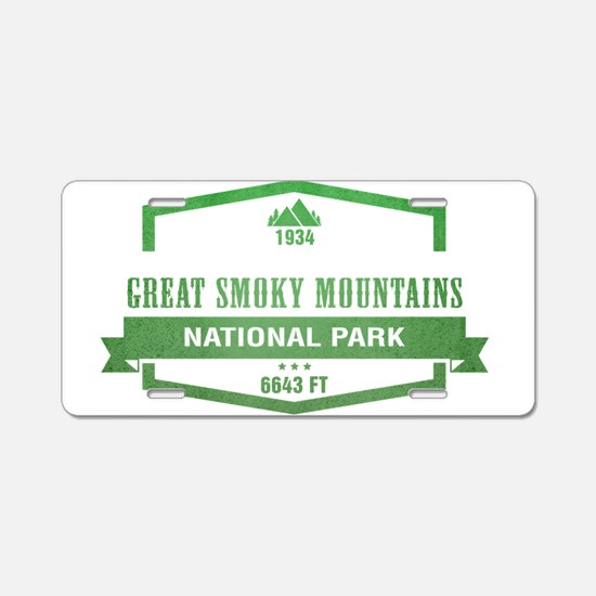 Great Smoky Mountains National Park, Tennessee Alu