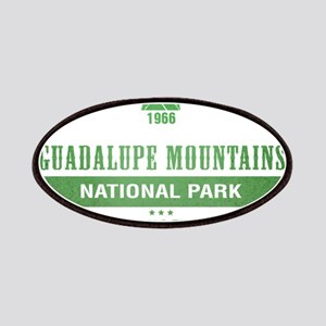 Guadalupe Mountains National Park, Texas Patches