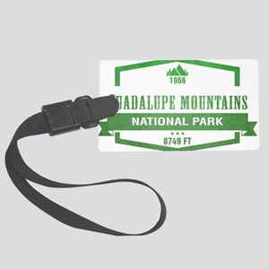 Guadalupe Mountains National Park, Texas Luggage T