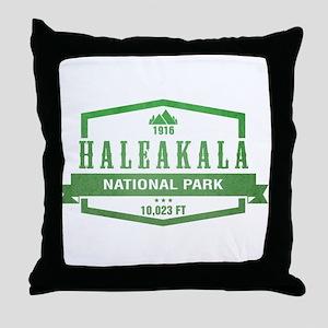 Haleakala National Park, Hawaii Throw Pillow