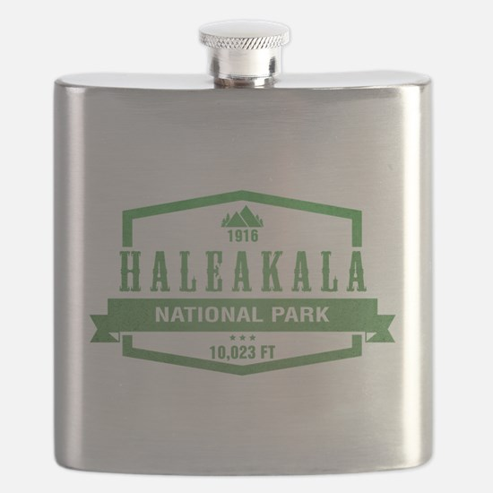 Haleakala National Park, Hawaii Flask