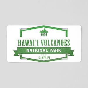 Hawaii Volcanoes National Park, Hawaii Aluminum Li