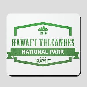 Hawaii Volcanoes National Park, Hawaii Mousepad