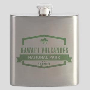 Hawaii Volcanoes National Park, Hawaii Flask