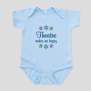 Theatre Happy Infant Bodysuit