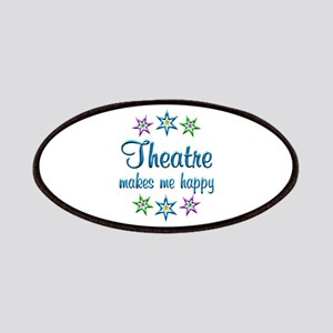 Theatre Happy Patches