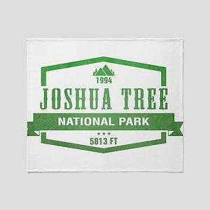 Joshua Tree National Park, California Throw Blanke