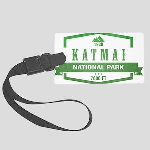 Katmai National Park, Alaska Luggage Tag