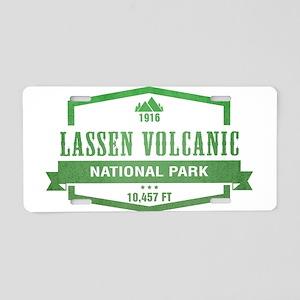 Lassen Volcanic National Park, California Aluminum