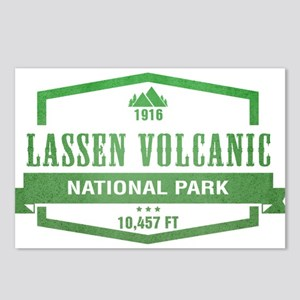 Lassen Volcanic National Park, California Postcard