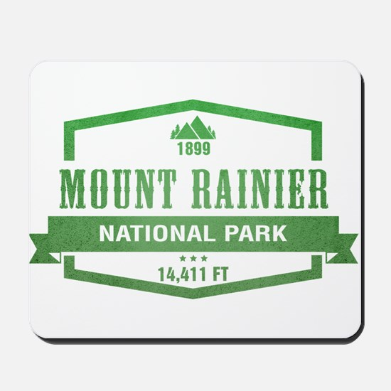 Mount Rainier National Park, Washington Mousepad