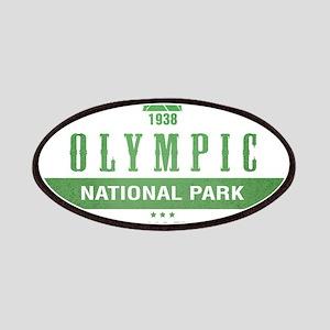 Olympic National Park, Washington Patches