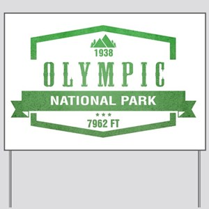 Olympic National Park, Washington Yard Sign