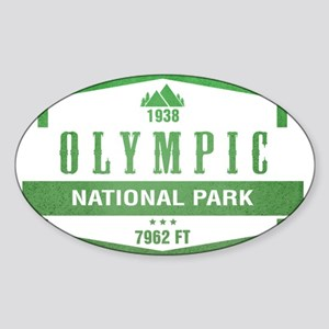 Olympic National Park, Washington Sticker