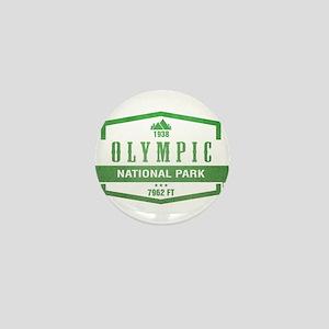 Olympic National Park, Washington Mini Button