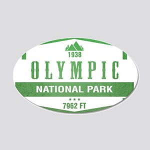 Olympic National Park, Washington Wall Decal