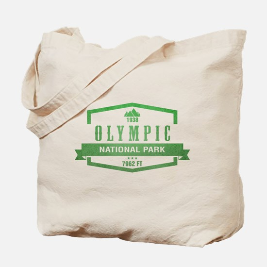 Olympic National Park, Washington Tote Bag
