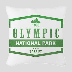 Olympic National Park, Washington Woven Throw Pill