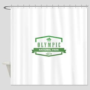 Olympic National Park, Washington Shower Curtain