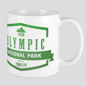 Olympic National Park, Washington Mugs