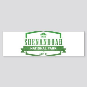 Shenandoah National Park, Virginia Bumper Sticker