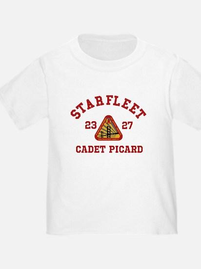 Custom Starfleet Class T-Shirt