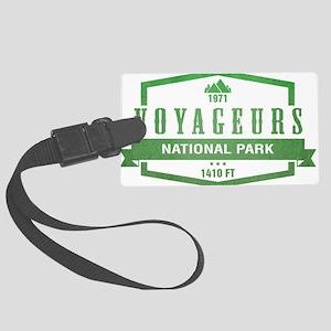 Voyageurs National Park, Minnesota Luggage Tag