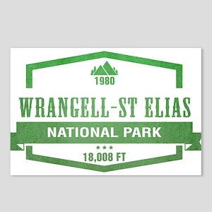 Wrangell–St. Elias National Park, Alaska Postcards