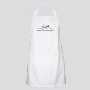 ...Faith... BBQ Apron