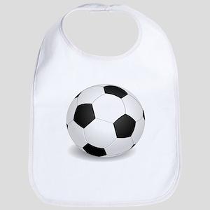 soccer ball large Bib