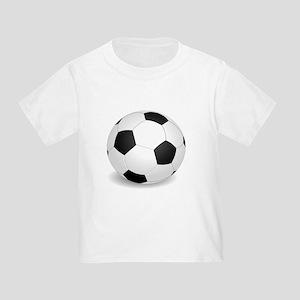 soccer ball large T-Shirt