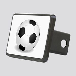 soccer ball large Hitch Cover