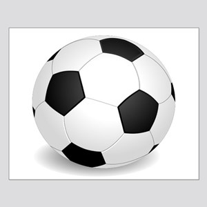 soccer ball large Posters