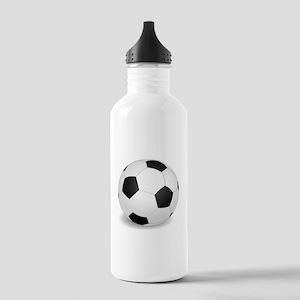 soccer ball large Water Bottle